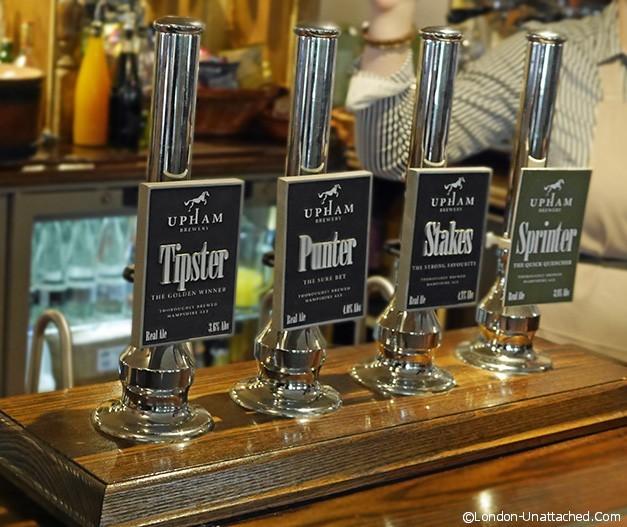 Upham Beers
