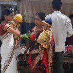 women with children, chennai