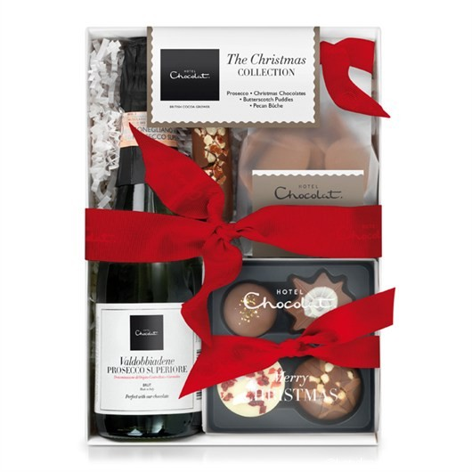 Hotel Chocolat Christmas Collection