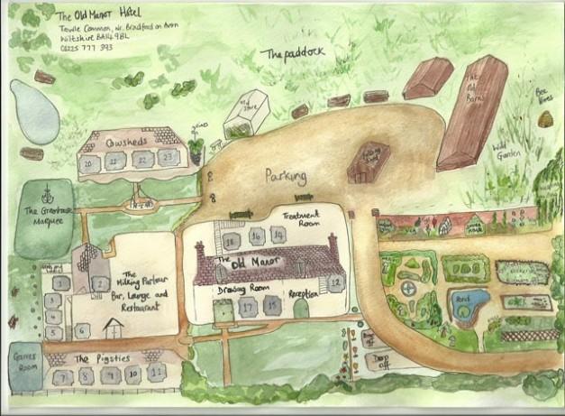 Hotel Map0001