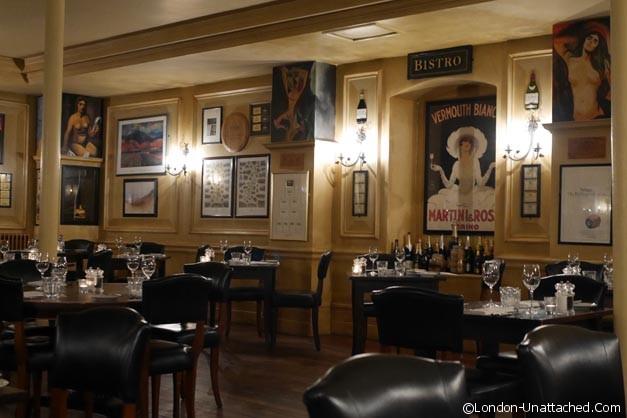 Hotel du Vin henley Dining Room