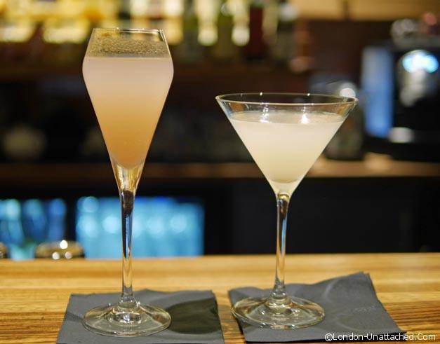 Kouzu Cocktails