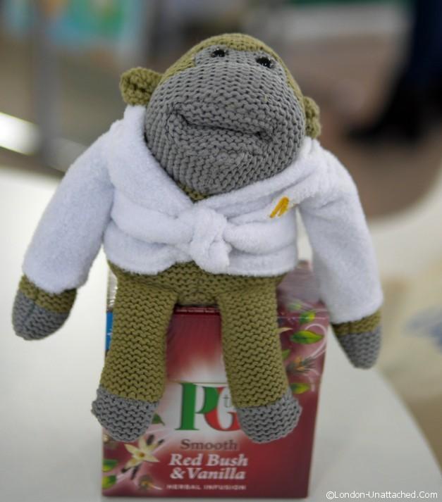 PG Tips Monkey