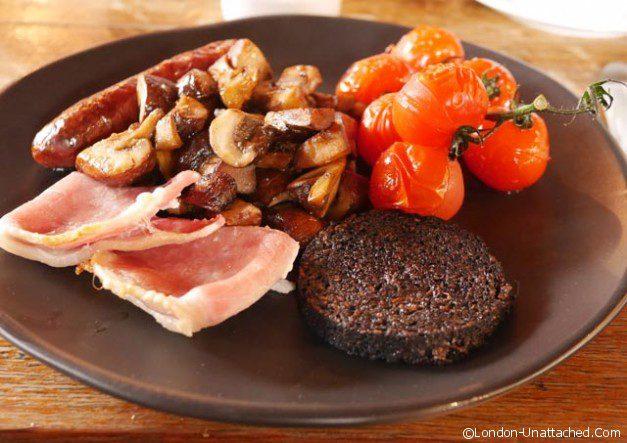 Peat Spade Breakfast