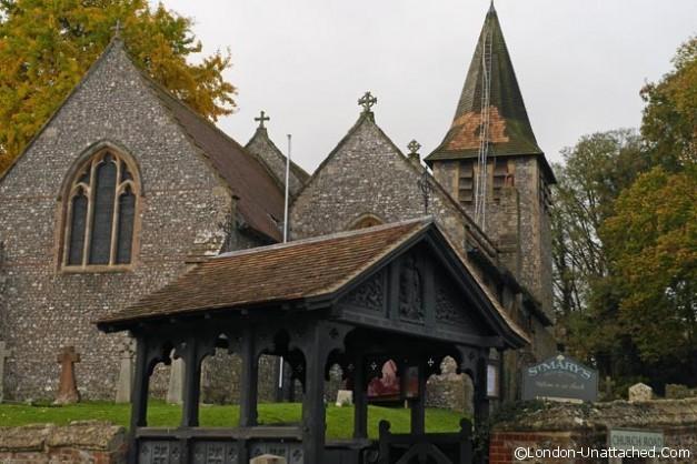 Peat Spade Church