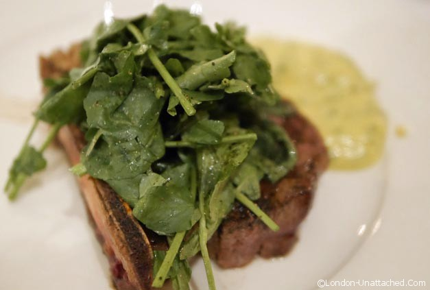 The Cavendish - Steak with Bernaise