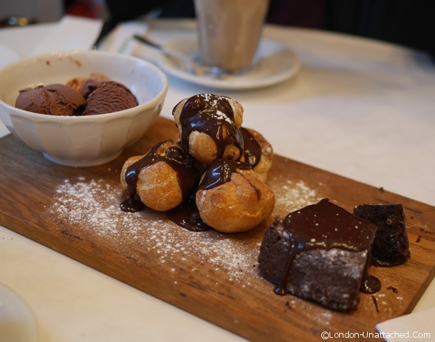 Ask Pizza Chocolate Desserts
