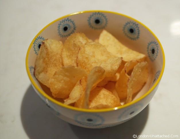 Balsamico Crisps
