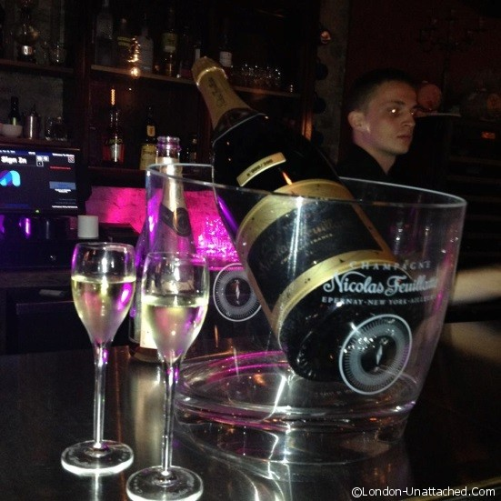 Champagne Nicolas Feuillatte 1