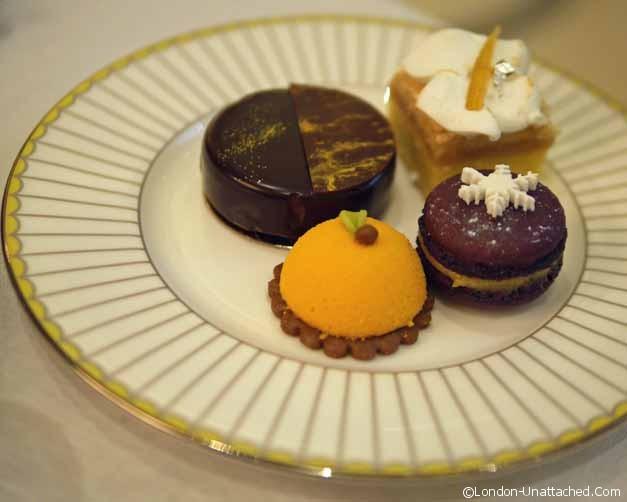 Corinthia - Cakes