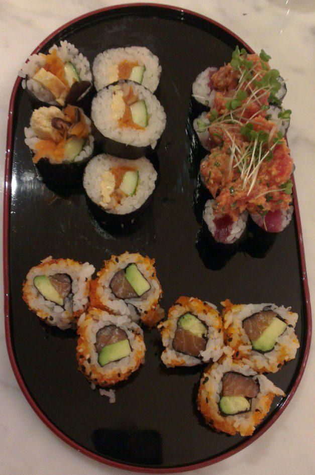 Kai Knives and Yuki's Kitchen 4