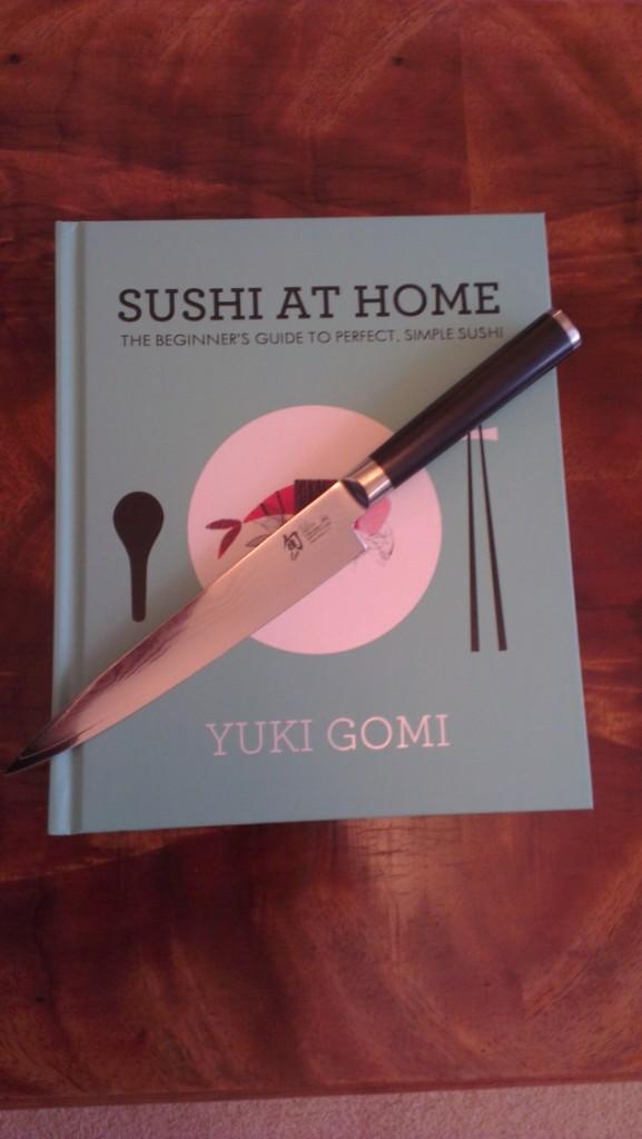 Kai Knives and Yuki's Kitchen