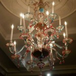 Leighton House - Chandelier