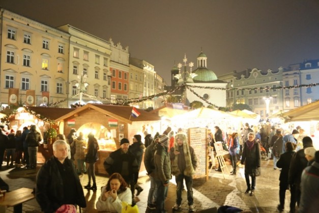 Poland Krakow Market