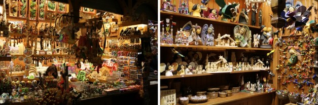 Poland Krakow Market Stalls