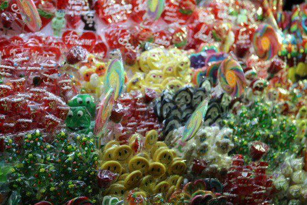 Poland Krakow Market Sweets