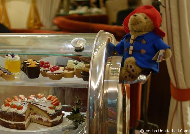 The Paddington Tea Trolley
