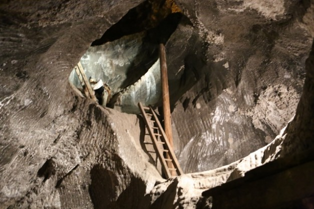 Unesco Wieliczka Mining Diorama
