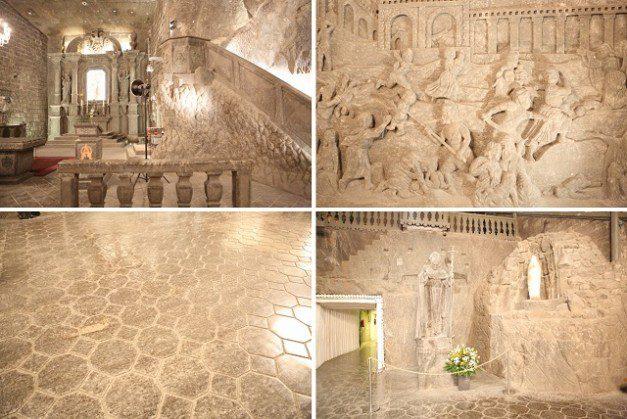 Unesco Wieliczka St Kinga Chapel 2