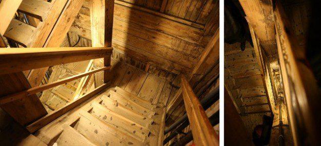 Unesco Wieliczka Stairs