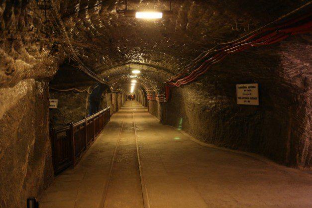 Unesco Wieliczka Tunnels