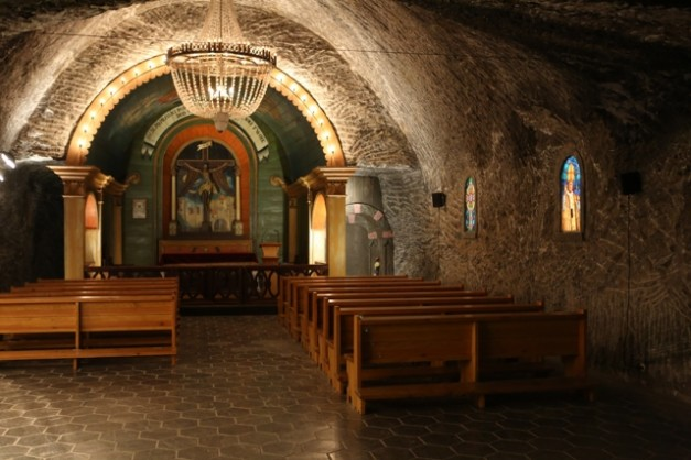 Unesco Wieliczka Underground Church