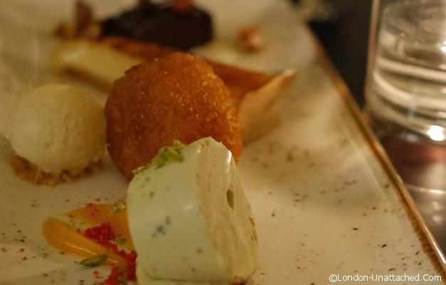 Dessert Platter - Zaika