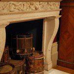 Fireplace detail Goodwood