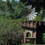 Geoffrey Bawas House - windmill