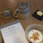 Goodwood Hotel breakfast