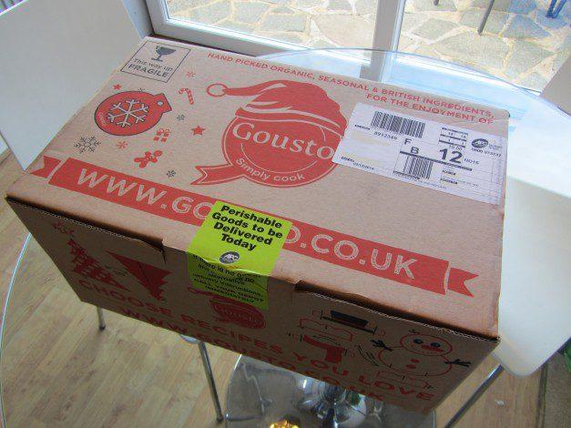 Gousto Packaging