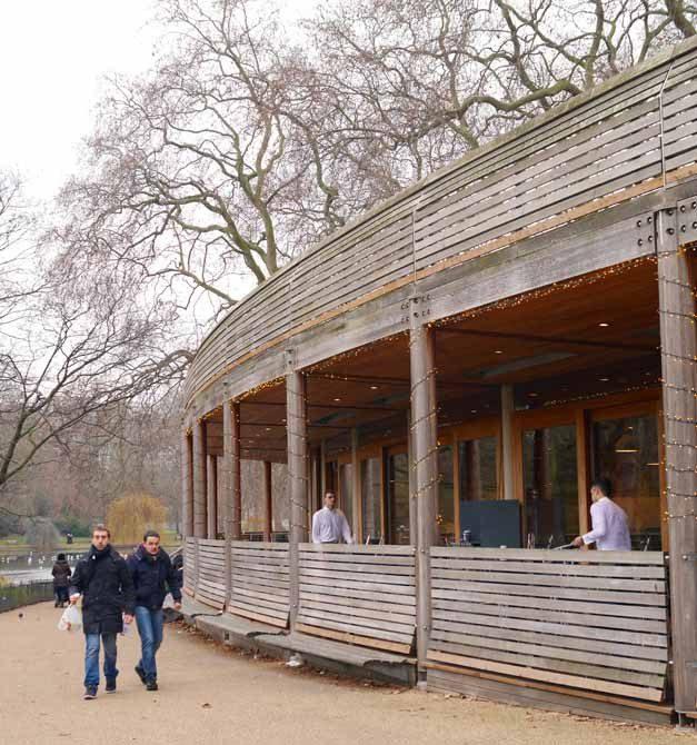 Inn the Park - Exterior
