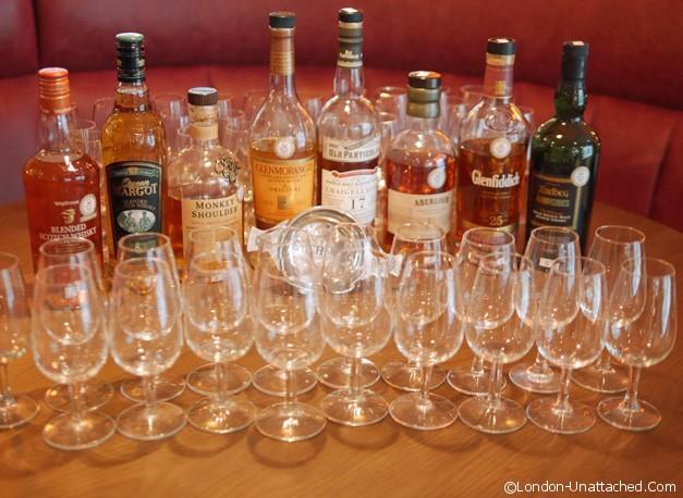 Pre Dinner Whisky