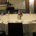 Rib Room - Table