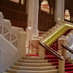 Royal Opera House Staircase