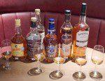 TED whiskies