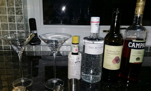 Gin Cocktail Ingredients