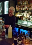 Making Pisco Sours