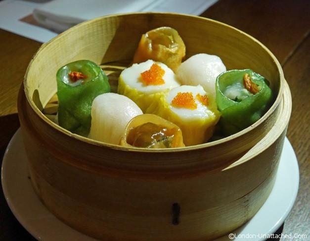 Chinese Cricket Club Steamed Dumplings