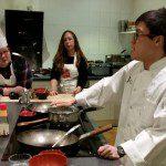 Jeremy at school of wok