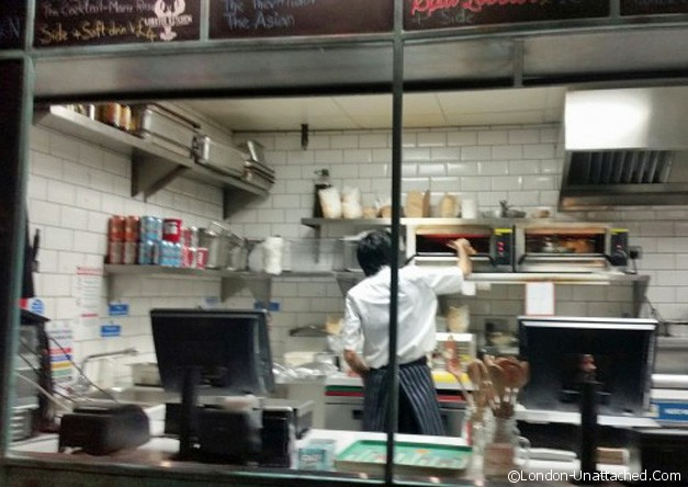 Lobster Kitchen 6