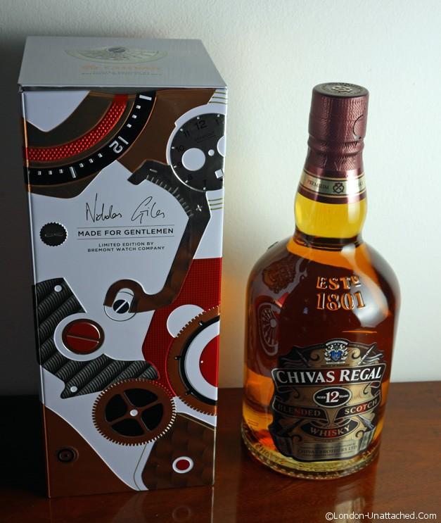 Made for Gentlemen - Valentines - Chivas Regal