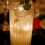 Old Tom and English - Elderflower collins