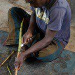 Sri Lanka River Boat Safari cinnamon production