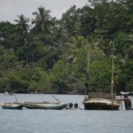 Sri Lanka River Boat Safari - fishermen