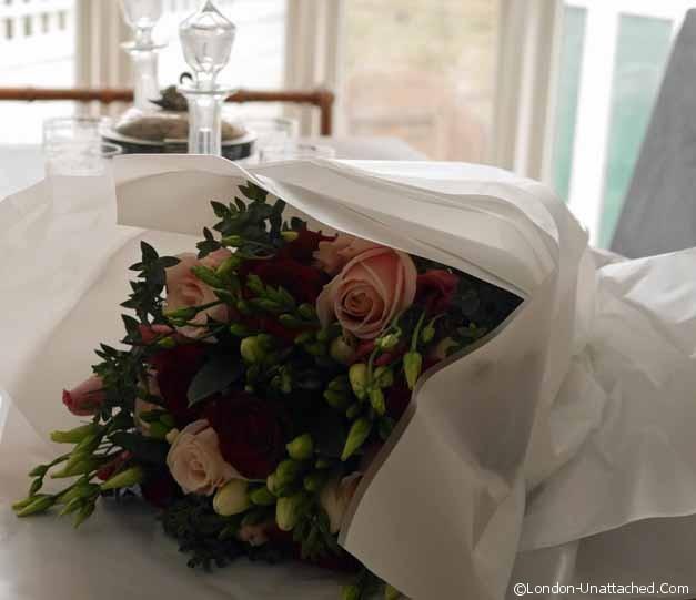 Valentines Bouquet from Appleyard