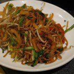 hong kong noodles cooked