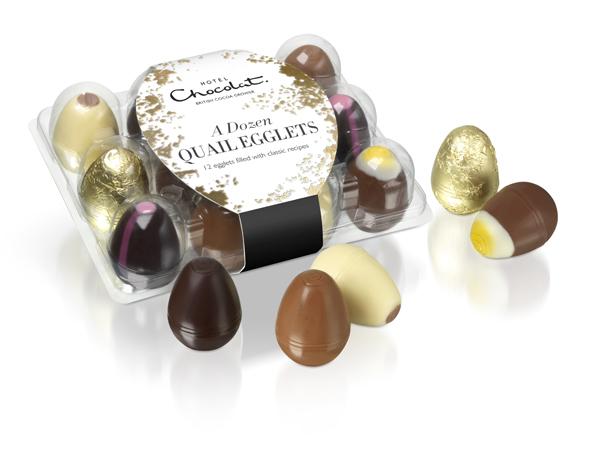 Hotel chocolat quail eggs