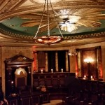 Masonic Temple in the heart of The City