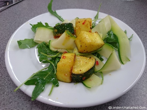 Smart Cookery School | Asian Courgette